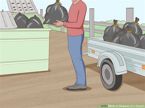 How To Dispose Of An Sofa by 3 Simple Ways To Dispose Of A Wikihow
