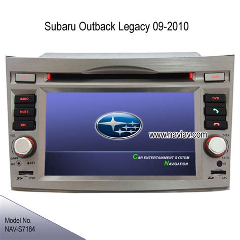 car engine manuals 2012 subaru outback navigation system subaru outback legacy 2009 2010 oem in dash radio cars navigation dvd player tv ipod nav s7184