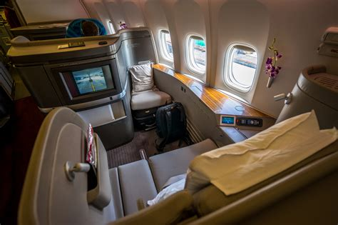 Cathay Pacific First Class Review: HKG-LAX   Andy's Travel ...