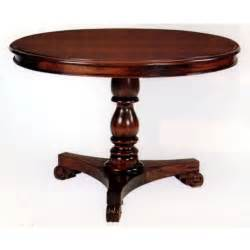 Pedestal Dining Table Round Pedestal Dining Table