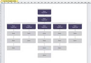 Organization Chart Template Free by Org Chart Templates Org Charting
