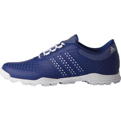 adidas adipure sport golf shoes mystery ink white discount prices for golf equipment