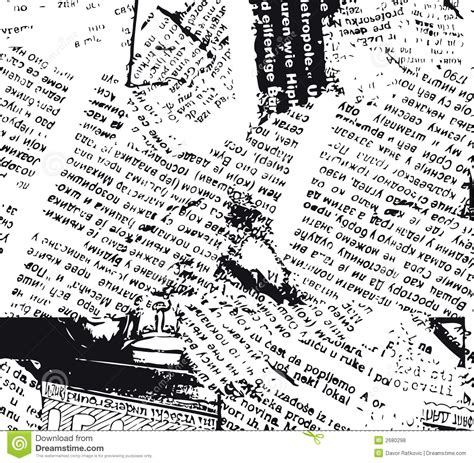 Newspaper Paper Print 183 Free Vector Graphic On Pixabay Newspaper Grunge B W Royalty Free Stock Photos Image 2680298