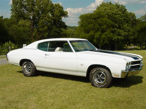 chevrolet chevelle ss pictures  information
