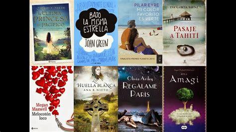 los mejores libros del 2015 youtube