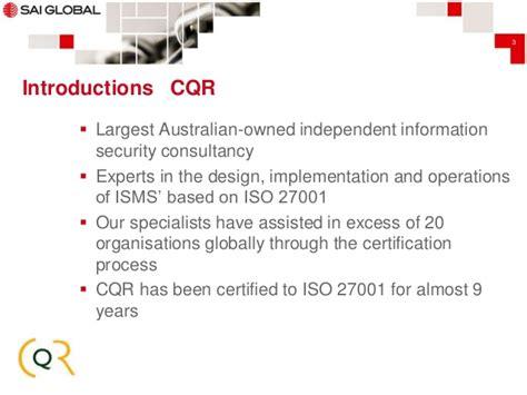 webinar transitioning to iso iec 27001 2013
