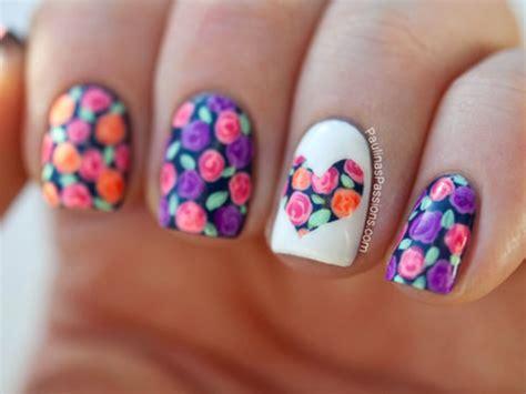 imagenes de uñas decoradas girasoles dise 241 os de u 241 as con flores decoraciondeunas es