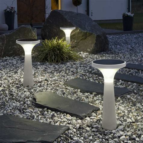 Landscape Lighting Ideas Outdoor Backyard Lounge Area With Solar Lights For Landscaping