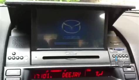 radio dedykowane mazda 6 2003 2008r gps automat wysuwany