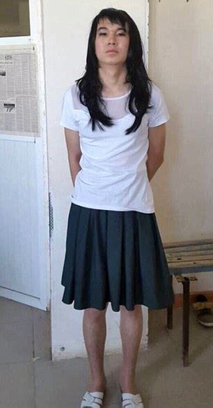 being caught and dressed as a girl as punishment youtube caught in the act boy dresses like woman to write school
