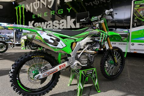 pictures of motocross bikes eli tomac 2016 bikes of supercross motocross pictures