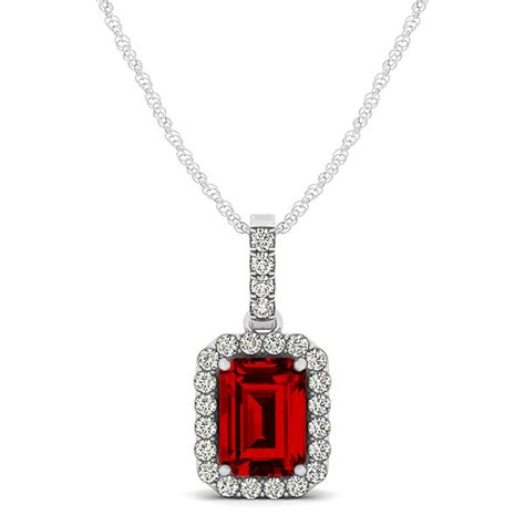 related keywords suggestions for ruby necklace