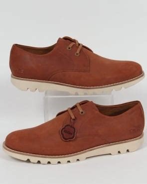 Kickers Semi Boots Casual Kulit 3 timberland 3 eye classic lug shoes brown boots boat deck mens