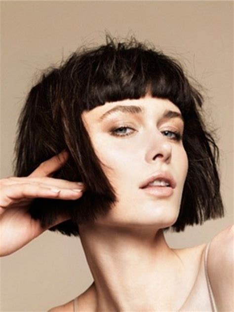 haircuts blunt bangs 32 fantastic bob haircuts for women 2015 pretty designs
