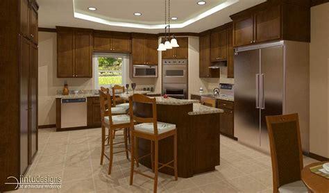 Bathroom   Kitchen 3d Renderings   Bathroom   Kitchen