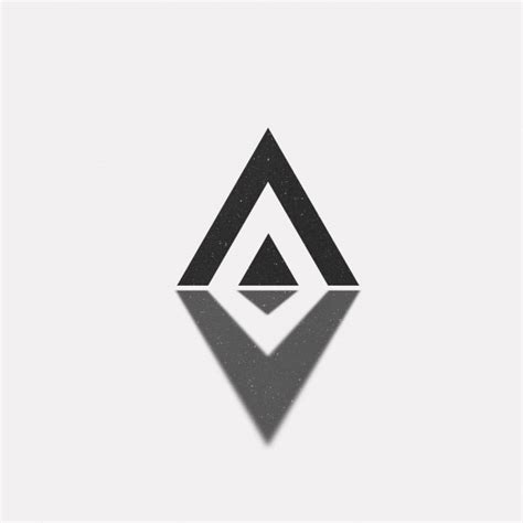 Kalung Fashion Minimlaist With Empty Triangle 380 best images about triangle on