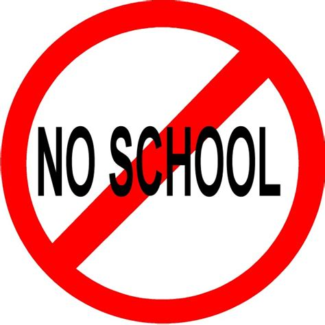 There Will Be No Blogging Until Next Week As I Am Snarkspot by No School Next Week 187 Oaks Pta