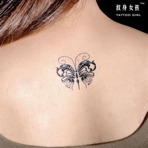 small simple butterfly tattoos small black simple butterfly tattoos black butterfly