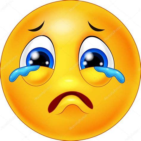 imagenes de emoticones llorando cartoon emoticon crying stock vector 169 tigatelu 83642588