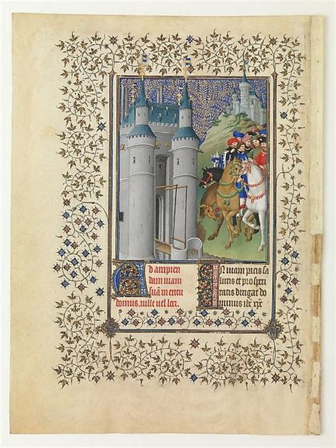 folio 30r the art of the belles heures of jean de france duc de berry herman paul and jean de limbourg franco