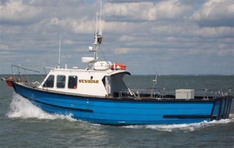 boat transport lymington greg pitt sea fishing boat and fishing charter in