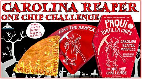 one challenge paqui 174 world s tortilla chip one chip