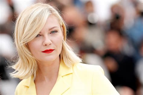 Flip Hairstyles by Kirsten Dunst Flip Shoulder Length Hairstyles Lookbook