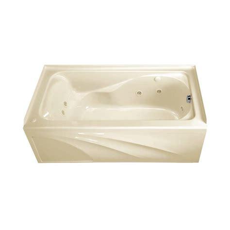 american standard cadet bathtub american standard cadet 5 ft x 32 in left drain