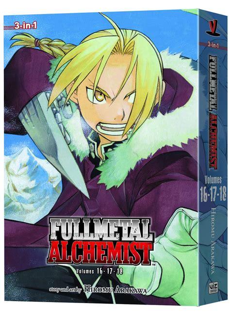 fullmetal alchemist vol 1 3 fullmetal alchemist 3 in 1 hiromu arakawa fresh comics