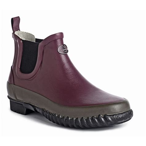 colza garden boots colza garden chelsea boots by le