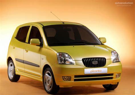 Kia Picanto 2007 Kia Picanto 2004 2005 2006 2007 Autoevolution