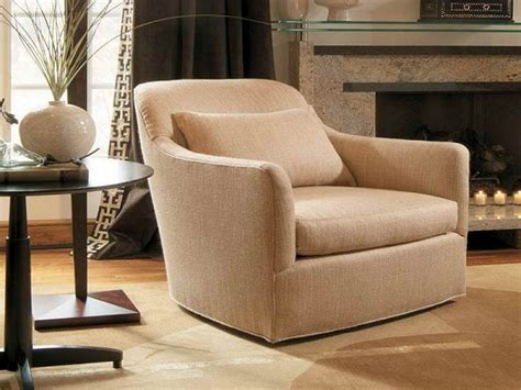 Upholstered Chairs Living Room Upholstered Swivel Chairs For Living Room