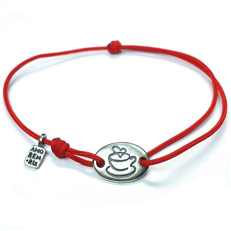 cord jewelry coffee in bed cord bracelet