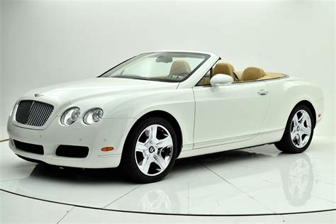 bentley continental gt 2007 price 2007 bentley continental gt w 12 convertible