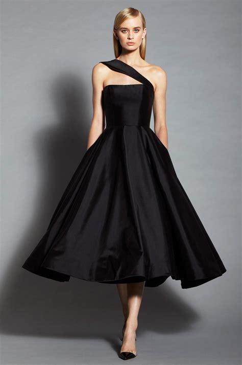 design dress elegant romona keveza at new york fashion week spring 2017 livingly