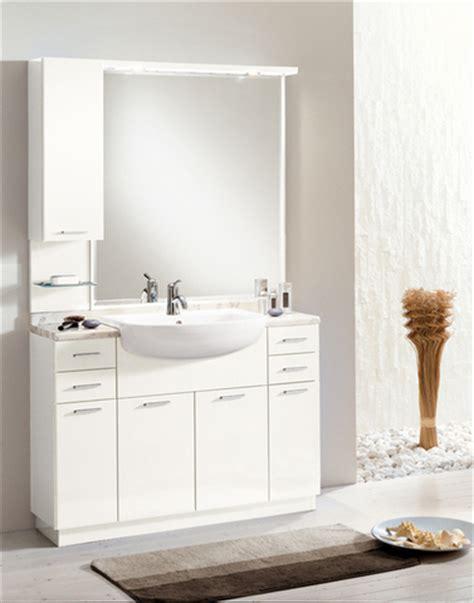 mobili bagno bianco mobile bagno monoblocco bianco lazio grandi sconti