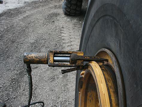 ame intl otr giant tire bead breaker ame intl