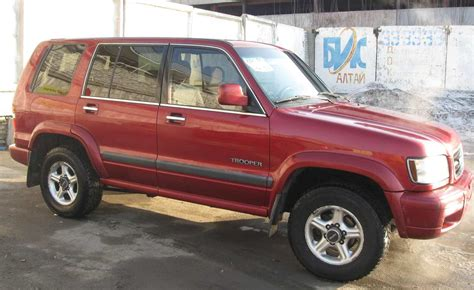 how petrol cars work 1995 isuzu trooper regenerative braking 1998 isuzu trooper pictures 3 5l gasoline automatic for sale
