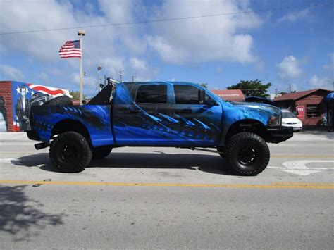 2011 Dodge Ram 2500 For Sale by Show Truck 2011 Dodge Ram 2500 Lifted For Sale