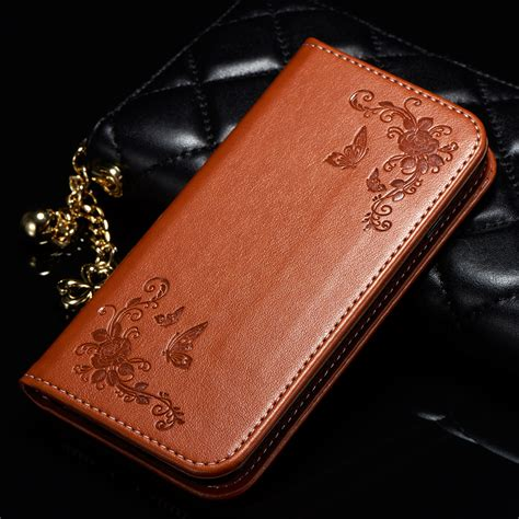 Dijual Wallet Samsung A5 2015 A500 Leather Flip Wallet luxury phone cover for samsung galaxy a5 2015 cases flip