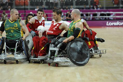 rolstoel rugby rolstoelrugby belgian paralympic committee