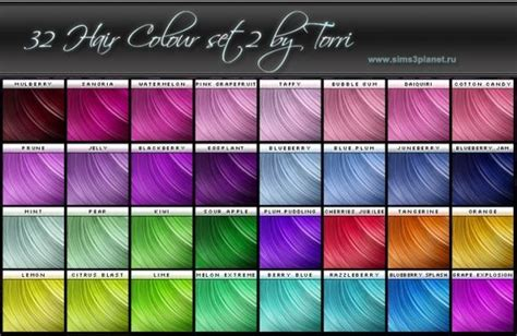 sims 3 custom hair color pinterest the world s catalog of ideas