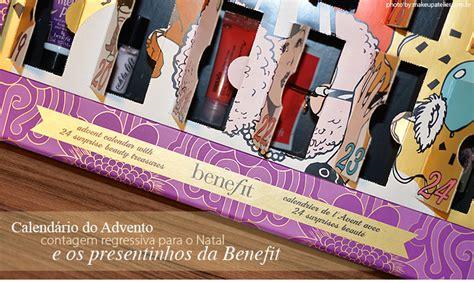 o calend 225 benefit advent calendar makeup atelier
