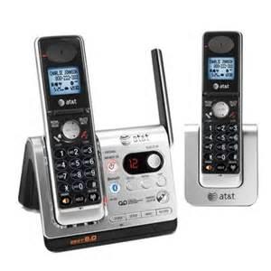 at t home phones at t cordless phone tl92278 review at