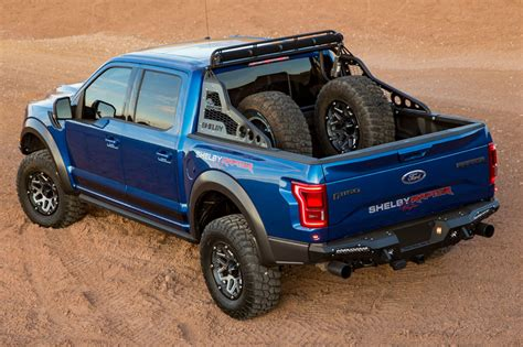 Ford Shelby Raptor 2018 Shelby Raptor Can Be Yours For 117 460 Automobile
