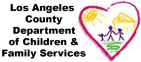 los angeles county department of children and family