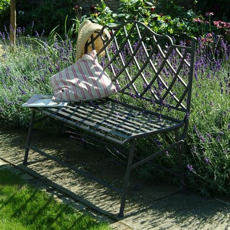 garden trading bench portobello bench from garden trading garden furniture