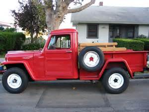 1960 willys up truck s
