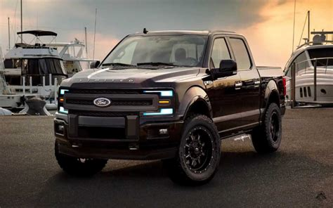 ford   king ranch release date  colors