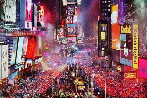 new years drop nyc new year s times square
